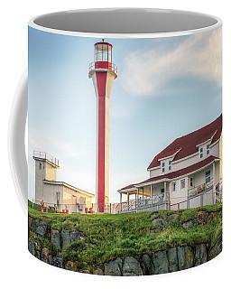 Cape Forchu Lighthouse Coffee Mug