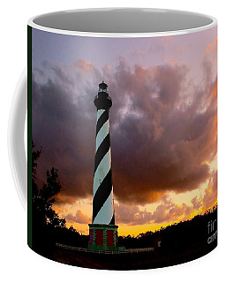 Cape Hatteras Sunset Coffee Mug