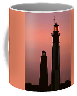 Cape Henry Lighthouses  Coffee Mug