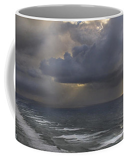 Sunset At Cape Lookout Oregon Coast Coffee Mug