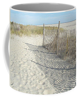 Cape May Coffee Mug by Bev Conover