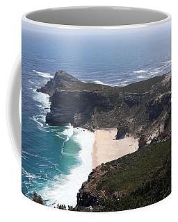 Cape Of Good Hope Coastline - South Africa Coffee Mug