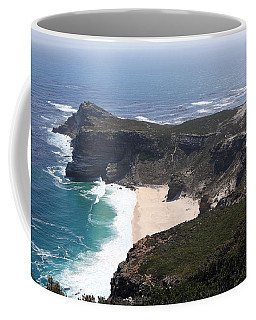 Cape Of Good Hope Coastline - South Africa Coffee Mug