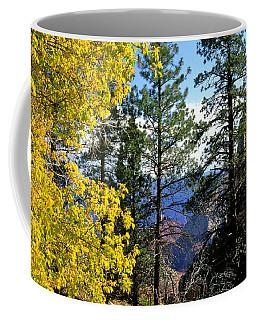 Cape Royal Grand Canyon Coffee Mug by Ed  Riche