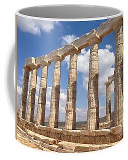 Cape Sounion Coffee Mug
