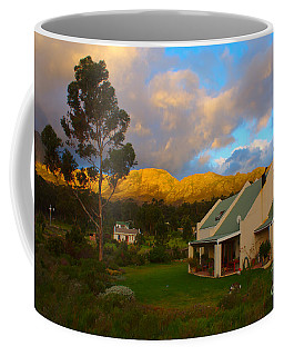 Cape Sunset Coffee Mug