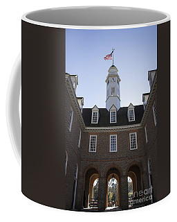 Capitol Arch Rear View Coffee Mug