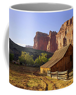 Capitol Barn Coffee Mug