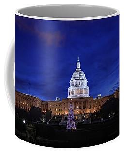 Capitol Christmas - 2013 Coffee Mug