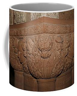 Capitol Faces Coffee Mug