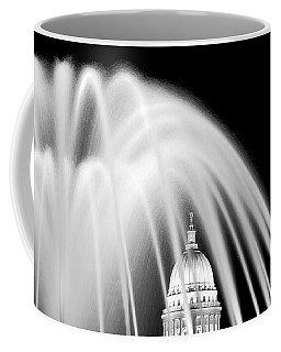 Capitol Fountain Coffee Mug
