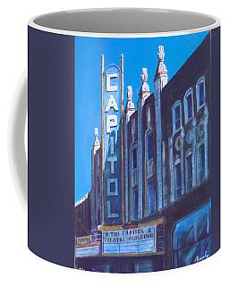 Capitol Theatre Coffee Mug