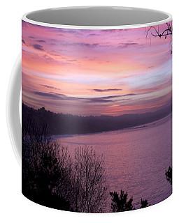 Capitola Bluffs Coffee Mug