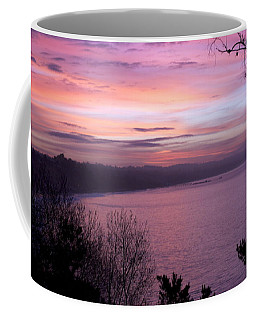 Capitola Bluffs Coffee Mug