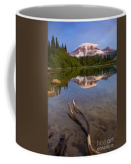 Capped Sunrise Coffee Mug