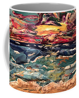 Capricious Sea Coffee Mug