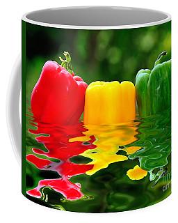 Capsicum Afloat Coffee Mug