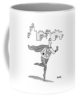 Captain No-no Coffee Mug