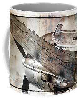 Captain's Flight Coffee Mug by Steven Bateson