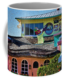 Captiva Beachside Fun Coffee Mug