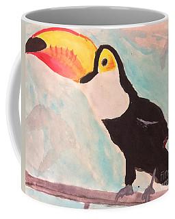 Captive At Leeds Coffee Mug