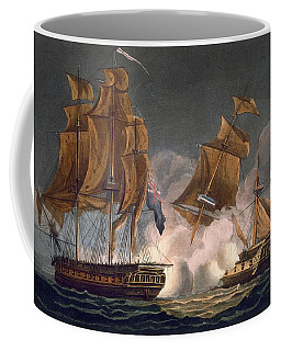 Capture Of La Tribune Coffee Mug