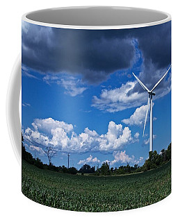 Capture The Wind Coffee Mug