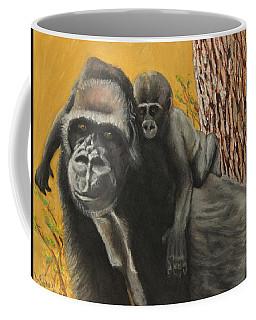 Captured Bernigie Coffee Mug by Jeanne Fischer