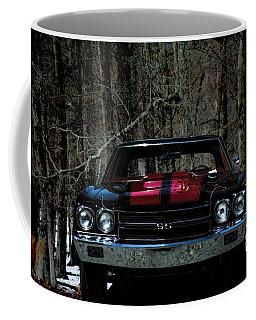 Car Art Chevy Chevelle Ss Hdr Coffee Mug
