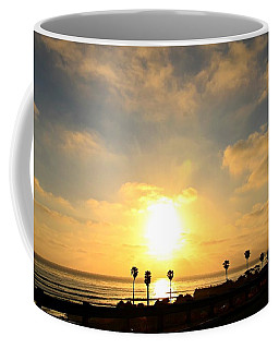 Cardiff Palms Coffee Mug