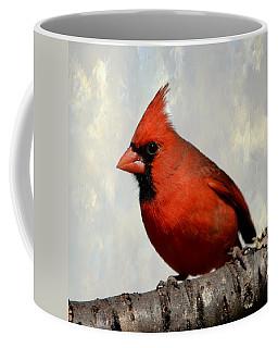 Cardinal 3 Coffee Mug