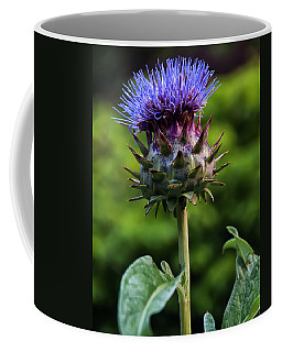 Cardoon Coffee Mug by Chris Flees