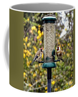 Carduelis Carduelis 'goldfinch' Coffee Mug