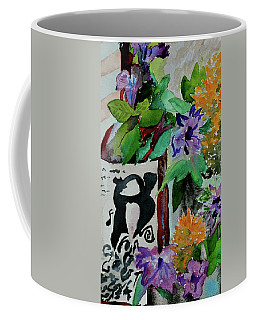 Coffee Mug featuring the painting Carefree by Beverley Harper Tinsley