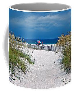 Carefree Days By The Sea Coffee Mug