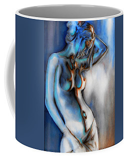 Caress Of Light  I Coffee Mug