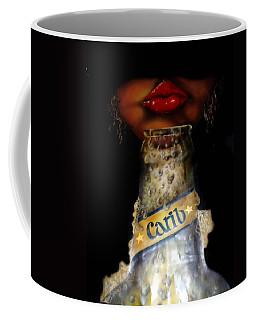 Carib Beer Coffee Mug