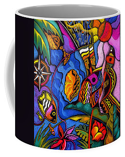Caribbean Coffee Mug
