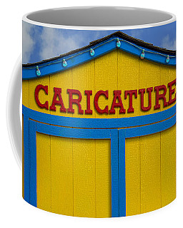 Caricatures Coffee Mug