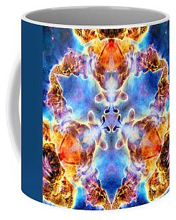 Carina Nebula Vi Coffee Mug