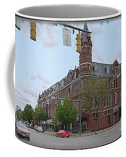 Carlisle Building -  A Chillicothe Landmark Coffee Mug