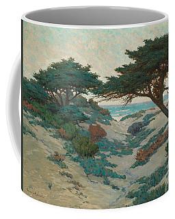 Carmel Coast Coffee Mug