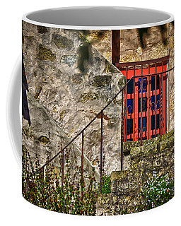 Carmel Mission 10 Coffee Mug by Ron White