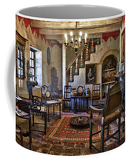 Carmel Mission 6 Coffee Mug by Ron White