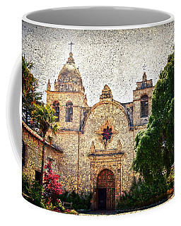 Carmel Mission Coffee Mug
