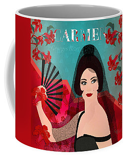 Carmen - Limited Edition 1 Of 15 Coffee Mug