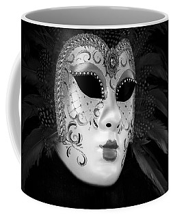 Coffee Mug featuring the photograph Carnavale - Venice by Lisa Parrish