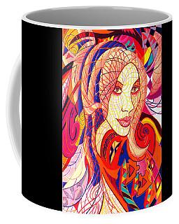 Carnival Girl Coffee Mug