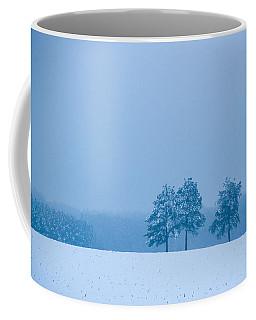 Carolina Snow Coffee Mug