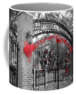 Carousel Gardens - New Orleans City Park Coffee Mug by Deborah Lacoste